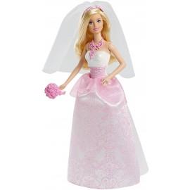 Barbie  Sposa di Mattel CFF37