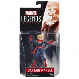 Marvel Legends action figures Captain Marvel B6401-B6356 di Hasbro