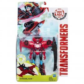 Transformers Robots In Disguise Warrior Class - Windblade B7042-B0070 di Hasbro