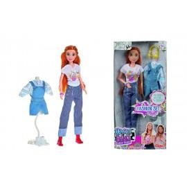 Maggie Fashion Doll con Cambio d'Abito di Simba 109273113