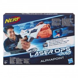 Nerf Laser Ops Pro Alphapoint, E2280 di Hasbro