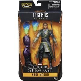 Marvel Doctor Strange, personaggio Karl Mordo serie Legends di Hasbro B7441-B7439