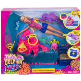 Barbie Playset Mare di Mattel FCJ29