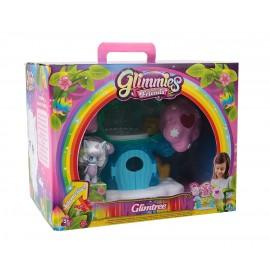 Glimmies Rainbow Friends Glimtree con Mini Doll Esclusiva di Giochi Preziosi GLN03000