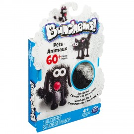 Bunchems Kit Base Animali Domestici 6026097 20069722 SPINMASTER