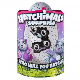 Hatchimals Surprise Peacats con 2 Gemellini, Personaggi Assortiti di Spin Master 6037096