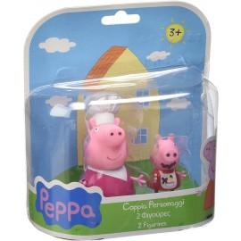 Peppa Pig Blister TUTTI A TAVOLA CON LA NONNA PIG