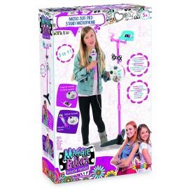 Maggie & Bianca Microfono Karaoke di Smoby 7600520116