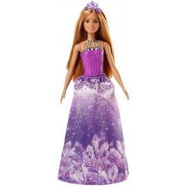 Barbie Principessa del Regno delle Pietre Preziose - Barbie Dreamtopia di Mattel FJC97