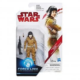 Star Wars Force Link - Gli ultimi Jedi - Tech Rose  9.5cm figura di azione