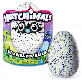 Hatchimals Pengualas - Uovo Interattivo con Animaletto per maschio