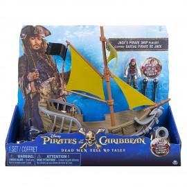Disney Pirati Dei Caraibi 6036006 - Nave di Jack Sparrow