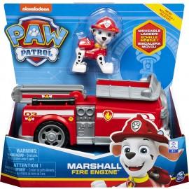 PAW PATROL, Veicolo Camion dei Pompieri di Marshall,Spin Master 6052310