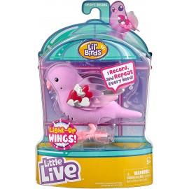 Little Live Pets cocoritos L'Originale Personaggio - Heart Beams- con Effetto luci e Suoni  giochi preziosi