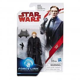 Star Wars Force Link - Gli ultimi Jedi - General Hux di Hasbro C1533-C1531