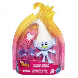 Trolls personaggio Guy Diamond  B6555-B7350 di Hasbro
