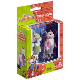 Topo Tip - Figure Set Per Bambini - Nonna E Il Nonno di Simba