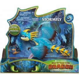 Dragons 6052262 DreamWorks, Stormfly Deluxe luci e Suoni Gigante