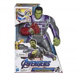 Avengers, Hulk pugni invincibili, figura 35 cm di Hasbro E3313