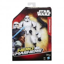 Hasbro - B3662 - Hero Mashers - Star Wars - Stormtrooper - Personaggio Personalizzabile 15 cm