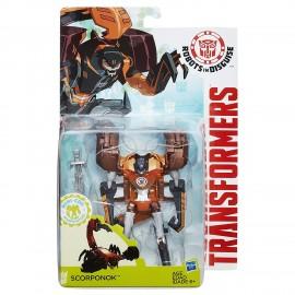 Transformers Robots In Disguise Warrior Class - Scorponok B7041-B0070 di Hasbro