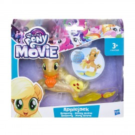 My Little Pony - Applejack Pony Sirena  di Hasbro C1824-C0680