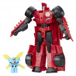 Transformers Power Hero Sideswipe & mini-con Windstrike B7068-B7067 di Hasbro