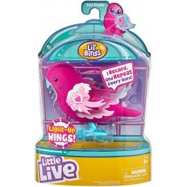 Little Live Pets cocoritos L'Originale Personaggio - Bow Beams - con Effetto luci e Suoni  giochi preziosi