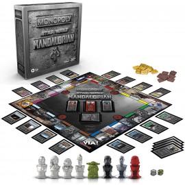 Monopoly Edizione Star Wars The Mandalorian, Gioco in scatola di  Hasbro F12761030