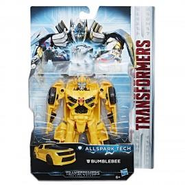 Transformers - All Spark Tech Bumblebee di Hasbro C3417-C3367