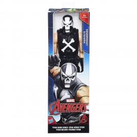 Avengers Titan Hero Personaggio Crossbones, 30 cm di Hasbro B6661-B7232