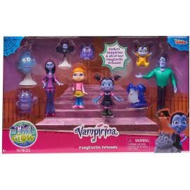 Vampirina Fangtastic Friends Set 10 personggi di Giochi Preziosi VAM03000