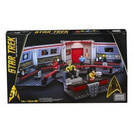 Star Trek Set Costruzioni Ponte di Comando Enterprise di Mega Bloks DPH82