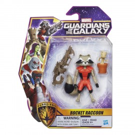 Guardiani della Galassia Vol. 2 - Rocket Raccoon 15cm Action Figura B6664-B6662