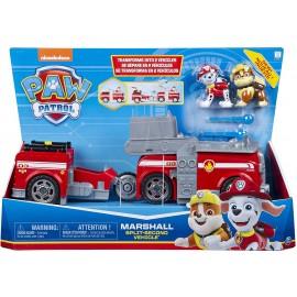 PAW Patrol, camion dei pompieri 2-in-1 trasformabile Marshall di Spin Master 6055931