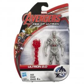 Marvel-Avengers Action Figures Ultron 2.0 10cm. B0437-B2469 di Hasbro