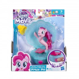 My Little Pony Pinkie Pie Sirena con Mini Conchiglia di Hasbro C1834-C0684