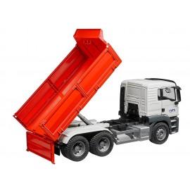 Man TGS Camion Ribaltabile Bruder 03765