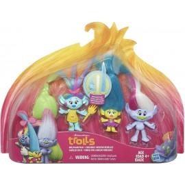 Trolls Wild Hair Pack di Hasbro B6557-B7364