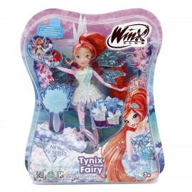 Winx Tynix Fairy - Bambola Bloom di Giochi Preziosi WNX22000