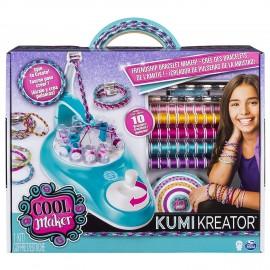 Cool Maker - Macchina per Braccialetti KumiKreator di Spin Master 6038301