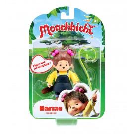 Monchhichi personaggio Hanae 7,5 cm