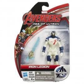 Marvel-Avengers Action Figures Iron Legion 10cm B0437-B2468 di Hasbro