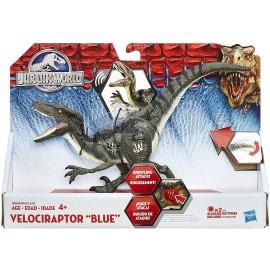 Jurassic World Velociraptor Animal Figure - Blue b1633u41