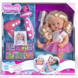 Bambola Nenuco Parrucchiera di Famosa 700012385