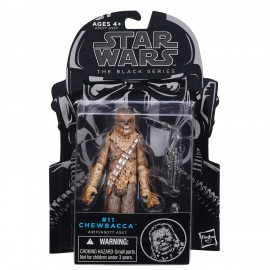Star Wars The Black Series Chewbacca 3 3/4-Inch Action Figure