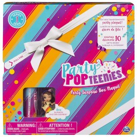 Party Pop Teenies, Confezione Regalo di Spin Master 6044091