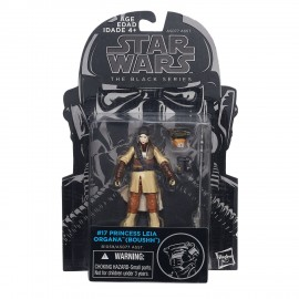 Star Wars The Black Series Princess Leia Boushh Disguise 3 3/4-Inch Action Figure