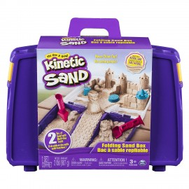 Kinetic Sand 6037447 - Valigetta Sempre con Te