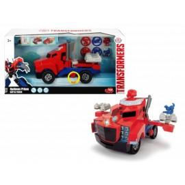 Transformers Generations Transformers Mini-Con Deployer Optimus Prime, 23 cm  simba toys